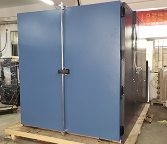 Big Industrial Drying Oven For Varnish Motors
