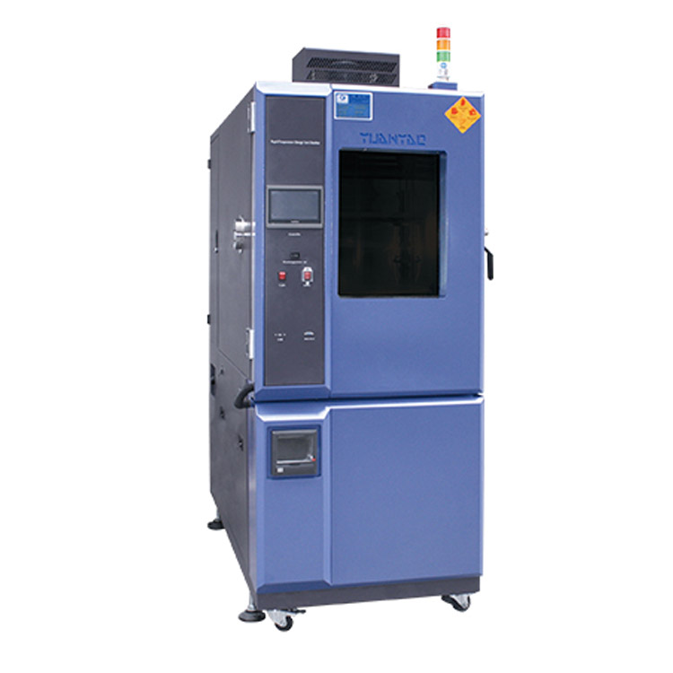 Rapid Rate Temperature Cycling Test Chamber